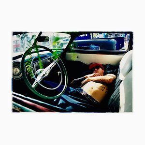 Stilling Hot Rod, Bakersfield, California - Contemporary Color Photography 2001