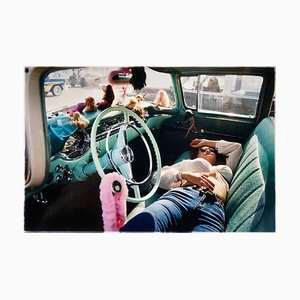 Wendy Resting, Las Vegas - Contemporary American Color Photography 2001