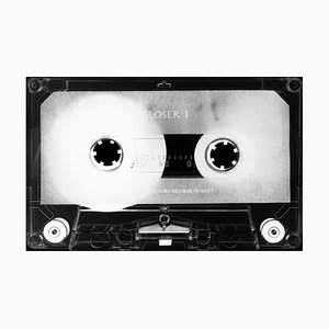 Tape Collection, Product of the 80's - White and White Music Photography 2017