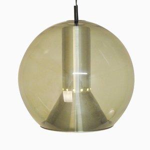 Lámpara colgante Globe grande de Frank Ligtelijn para Raak