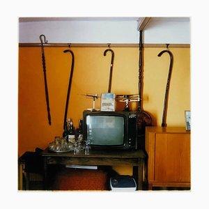 Sticks, Manea - Britische Vintage Farbfotografie 1986