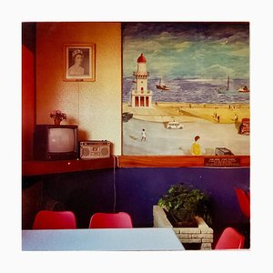 Fishermen''s Mission Ii, Fleetwood - British Vintage Interior Color Photography 1986