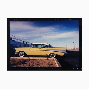 Chevy At the Diner, Bisbee, Arizona 2003
