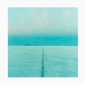 Öllinie, Bonneville, Utah - Contemporary American Landscape Photography 2003