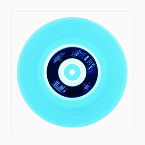 B Side Vinyl Collection, Sound Recording, Pop Art Color Photography, 2016
