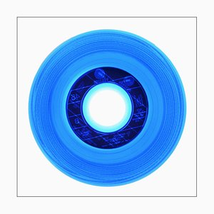 B Side Vinyl Collection, Made In France - Conceptual Pop Art Color Photography 2016
