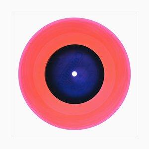 B Side Vinyl Kollektion, A Hot Jazz Classic (Koralle) - Pop Art Colour Photography 2016