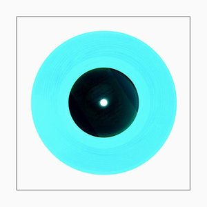 B Side Vinyl Collection, Idea Blue, Color Photography, 2016