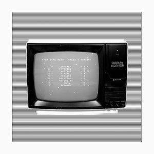 Contrast - Personal Computer Series - Grafische Schwarzweiße Fotografie 2017