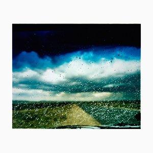 Fenêtre Teintée, Parys, Free State - Landscape Color Photography, Afrique du Sud 2009