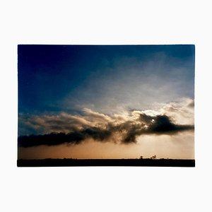 0 ° 00 Lange geographische Länge, 52 ° 32n '' Breite, Hake's Drove - Landscape Color Photography 2009