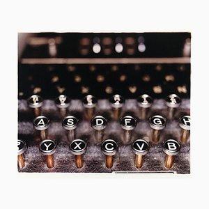 The Enigma Machine, Bletchley Park - Britische Farbfotografie 2003