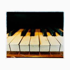 Piano Keys, Stockton-on-tees - Music Color Photography 2009