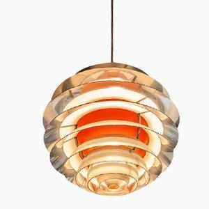 Lámpara colgante de Poul Henningsen para Louis Poulsen, años 70