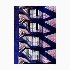 Brutalist Symphony Ii, London - Conceptual, Architectural, Color Photography 2018