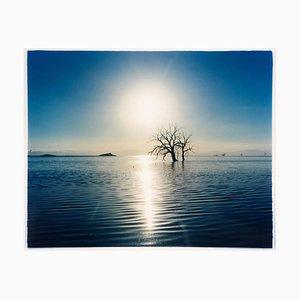 In Richtung Rock Hill, Bombay Beach, Salton Sea, Kalifornien - Waterscape Photography 2003