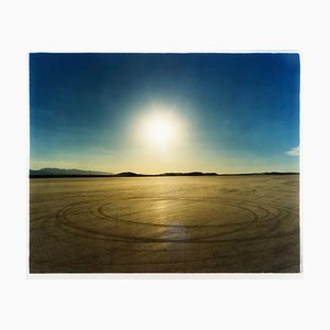 El Mirage, California - American Landscape, Color Photography 2003
