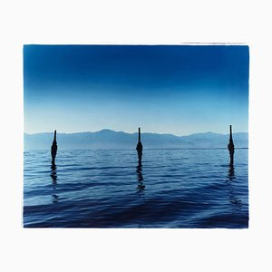 Jetty II - North Shore Yacht Club, Salton Sea, Kalifornien - Farbfotografie 2003