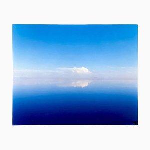 Veduta di Bombay Beach, Salton Sea, California - Color Photography 2003