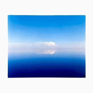 View from Bombay Beach, Salton Sea, California - Color Photography 2003