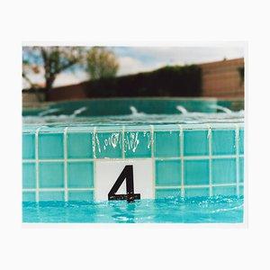 4ft, El Morocco Pool, Las Vegas, Nevada - Amerikanische Farbfotografie 2001