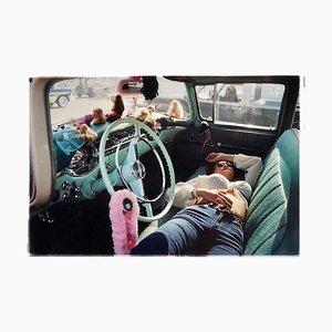 Wendy Resting, Las Vegas - Contemporary Portrait Colour Photography 2001