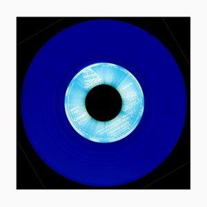 Vinyl Kollektion, Made In Holland (blau) - Conceptual Pop-art, Color Photography 2016