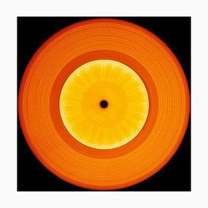 Vinyl Collection, Orange, Pop Art Photography, 2017