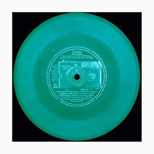 Vinyl Collection, Pop! (Green), Color Photography, 2017