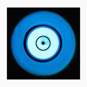 Vinyl Collection, Acr - Blue, Conceptual, Pop Art, Color Photography 2014