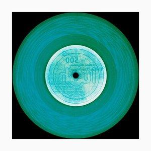 Vinyl Collection, This Side (pastellfarben) - Conceptual, Pop Art, Farbfotografie 2017