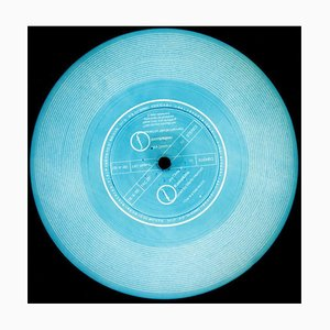 Vinyl Collection, This Is A Free Record (blue) - Conceptual Pop Art Photography 2014