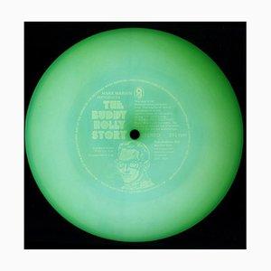 Vinyl Collection, Audition Disc, Pop Art Color Print, 2014
