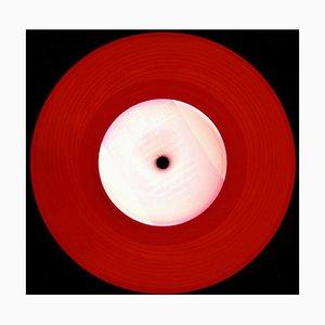 Collection Vinyl, Idea (rose) - Rouge, Conceptuel, Couleur, Pop Art, Photographie 2015