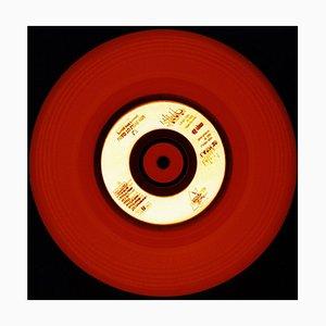 Vinyl Collection, Tonaufnahme - Konzeptionelle Pop Art Farbfotografie 2014
