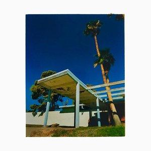 Motel Entrance, Desert Shores, Salton Sea, Kalifornien - American Architecture 2003