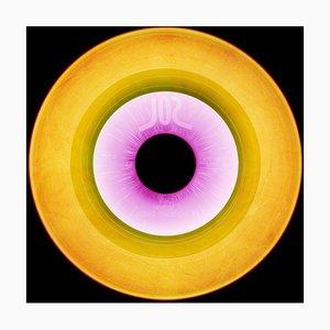 Vinyl Collection, B Side, Pop Art Color Print, 2014