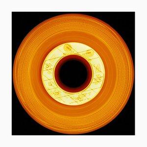 Vinyl-Kollektion, Pop Art Farbdruck, 2014