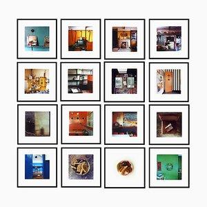 Ordinary Places 'Installation - Englische Vintage Farbfotografie von 1986-1991