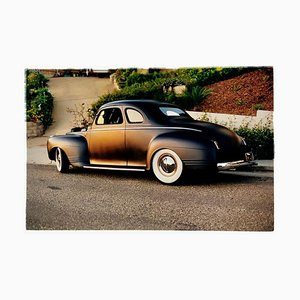 Shelly's '41 Plymouth, California - Dream In Color Series - Vintage Car Photo 2003