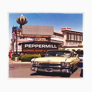 The Silver State - Vintage Las Vegas, Amerikanische Farbfotografie 2001