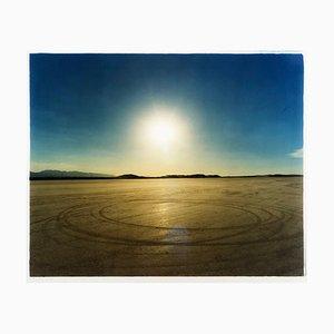 El Mirage, Kalifornien - Landschaft, Farbfotografie 2003