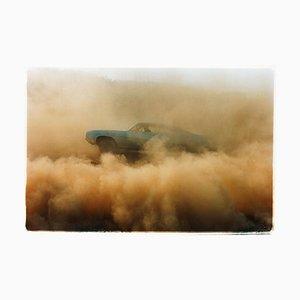 Buick In the Dust I, Hemsby, Norfolk - Auto, Farbfotografie 2000