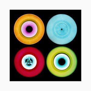 Vinyl Collection, 12 A Side Compilation, Pop Art Color Print, 2016