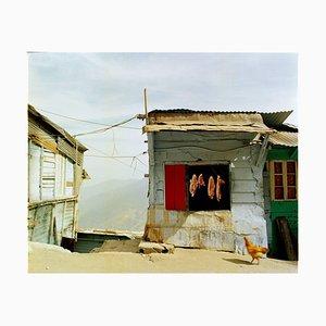 Meat Shack, Ghum, Darjeeling - India Landscape Color Photography 2013