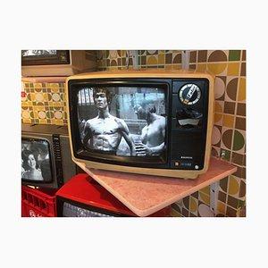 Richard Heeps, Bruce Lee Tv, Hong Kong, Pop Art Color Lámina fotográfica, 2016