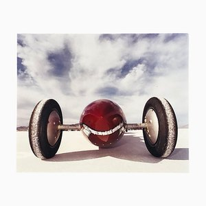 Richard Heeps, The Rochlitzer's Raspberry Rocket, Fotografie, 2003
