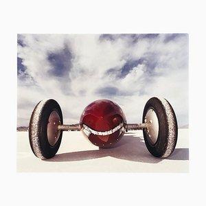 Richard Heeps, The Rochlitzer's Raspberry Rocket, Tirage photographique, 2003