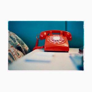 Richard Heeps, Telefon Vi, Filmkolonie Ballantines, Palm Springs, Kalifornien, Fotodruck, 2002
