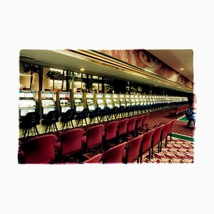 Slots, Las Vegas - Vintage Interior Contemporary Color Photography 2001